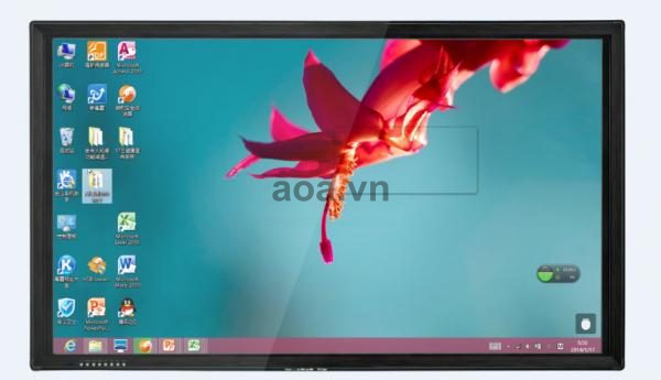 55_inch_84_inch_touch_screen_display_for_education